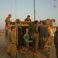 אימון 2009 גדוד 7020