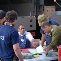אימון 2009 גדוד 8111